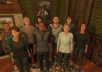 3D Virtual Agents